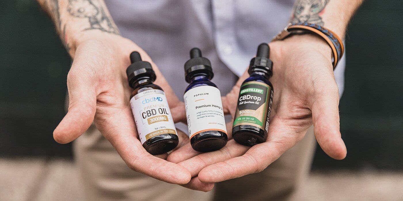 CBD for Pain, Anxiety and Depression