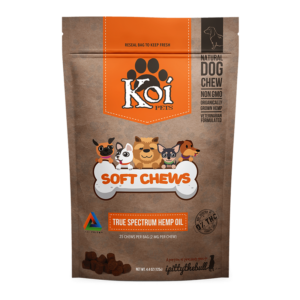 Koi Pets Hemp Oil Softt Chews