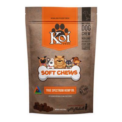 Koi Pets Hemp Oil Softt Chews