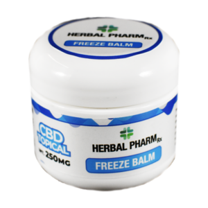 Herbal Pharm CBD Topical Freeze Balm