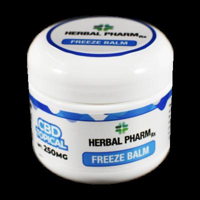 Herbal Pharm CBD Topical Freeze Balm