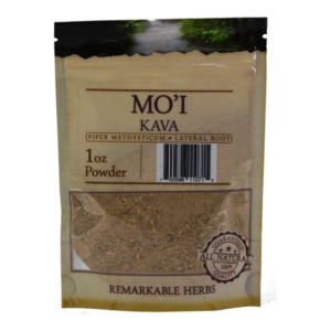 Remarkable Herbs Mo'i Kava Photo-2