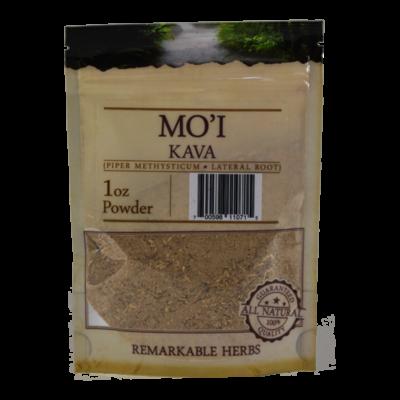 Remarkable Herbs Mo'i Kava Photo-2