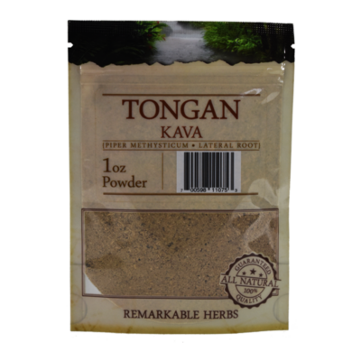 Remarkable Herbs Tongan Kava