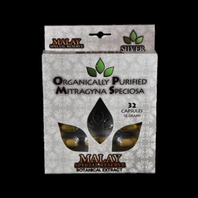OPMS Kratom Capsules Malay