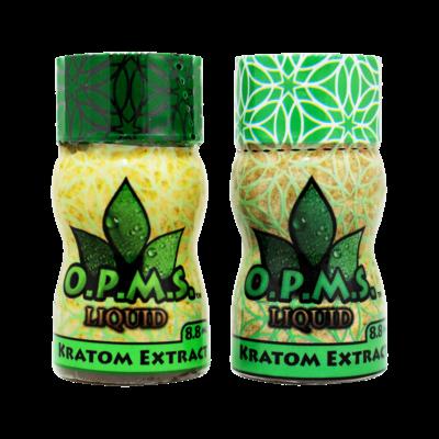 OPMS Liquid Kratom Extract