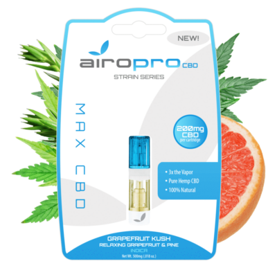 AirPRO CBD Grapefruit Kush