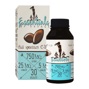 Essentials Full Spectrum CBD Tincture Coffee