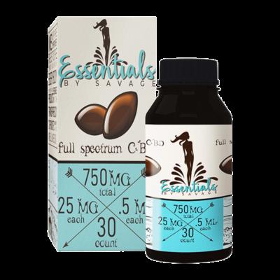 Essentials Full Spectrum CBD Tincture Coffee