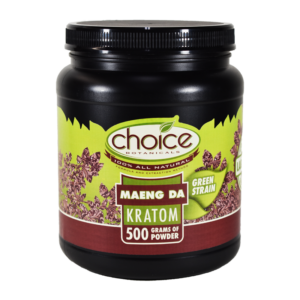 Choice Green Maeng Da Kratom