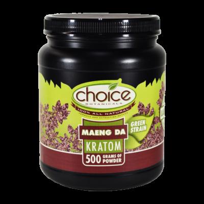 Choice Green Maeng Da Kratom