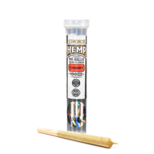Choice Hemp Flower Cherry