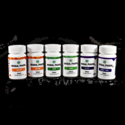 Herbal Pharm CBD Tablets