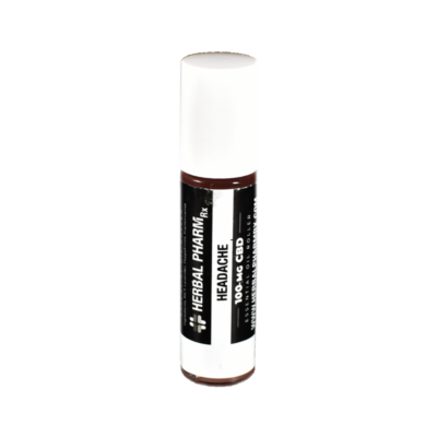 Herbal Pharm CBD Lip Balm Headache