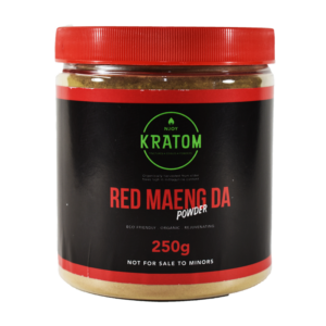 NJoy Kratom Red Maeng Da Powder