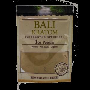 Remarkable Herbs Bali Kratom