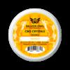 Silver Owl CBG Crystals 900mg Mango