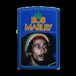 Zippo Lighter 49238 Bob Marley