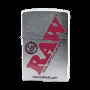 Zippo Lighter 200 Raw