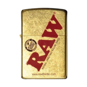 Zippo Lighter 207G Raw
